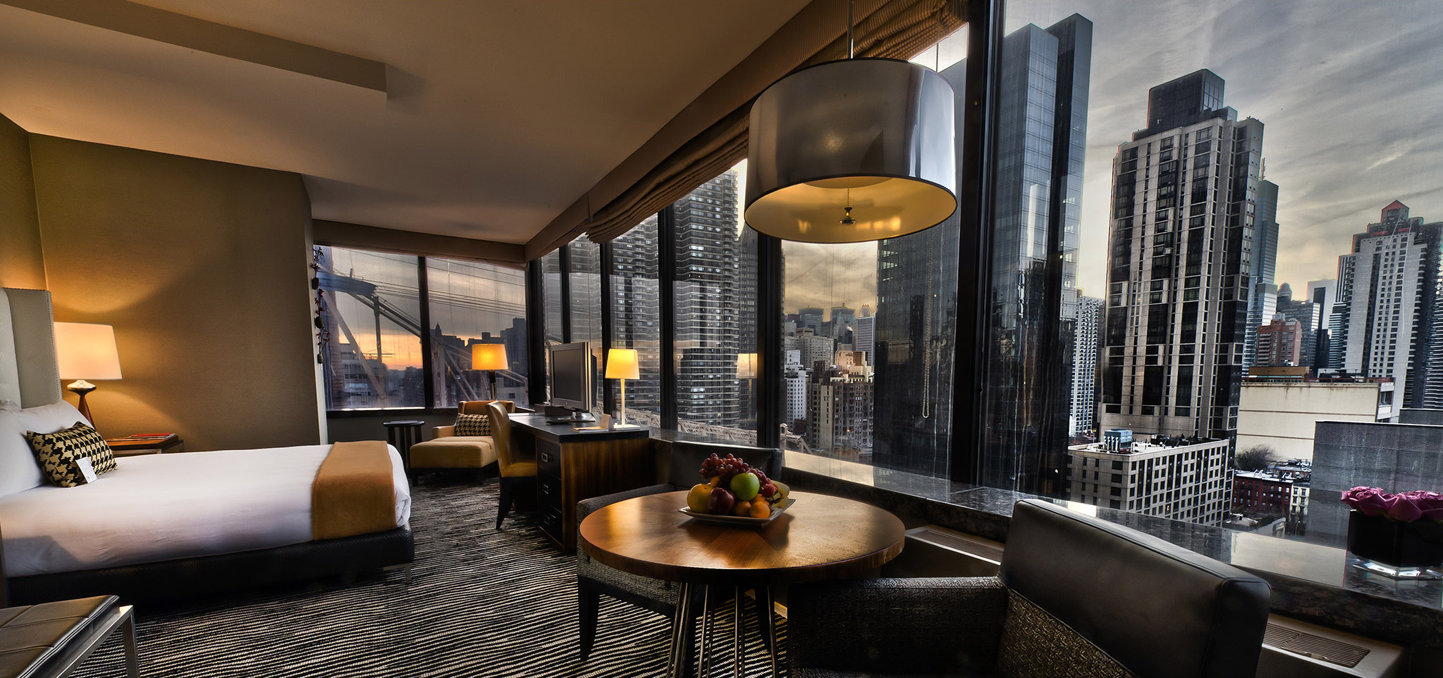 Travel Smart - 5 Hotels For 5 Different Budgets In NYC — Rochester Plaza